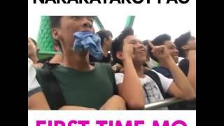 Tee Radio   Hahaha nakakatakot to pag first time mo #TeeGang