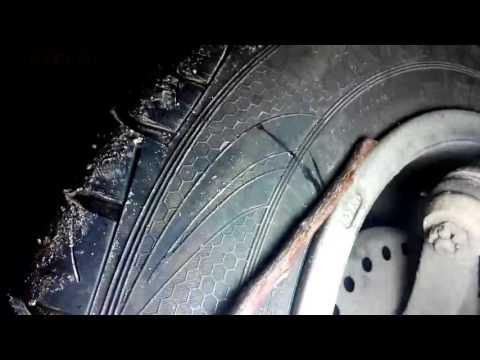 Схождение колес, своими руками, дедовский метод.