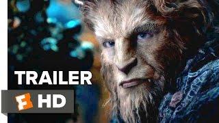 flushyoutube.com-Beauty and the Beast Official Trailer 1 (2017) - Emma Watson Movie