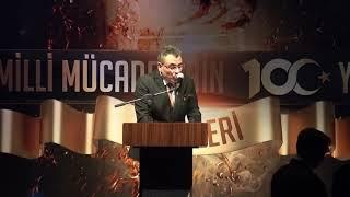 Milli Mücadelenin 100. Yılı Ödülleri: Metin Eker (Güzel Sanatlar Ödülü)