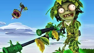 getlinkyoutube.com-Plants vs. Zombies: Garden Warfare - 17-Killing Streak Camping!