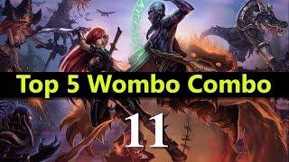 getlinkyoutube.com-Top 5 Wombo Combo League Of Legends #11 | Best League Of Legends Wombo Combo compilation