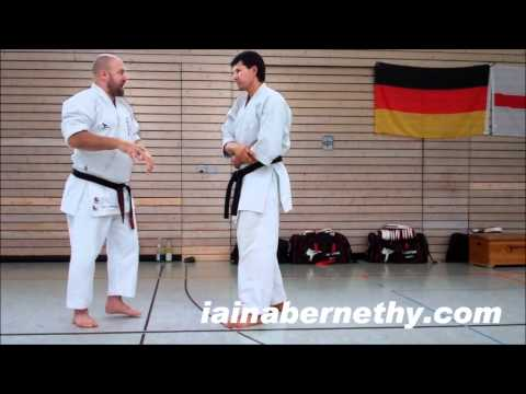 Practical Kata Bunkai: Heian Kata Arm-Lock Escape & Flow Drill