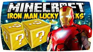 getlinkyoutube.com-MINECRAFT ► IRON MAN LUCKY BLOCKS MOD BATTLE CHALLENGE PVP ★Minecraft Lucky Blocks[Deutsch/HD]•Nunan