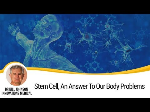 Sweet Science Lesson! See How Stem Cell Therapy Works