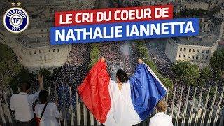 Le cri du coeur de Nathalie Iannetta pour le sport en France !
