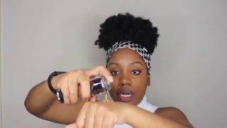 getlinkyoutube.com-Kat Von D Lock It Foundation  First Impression/Demo Acne Prone Skin (#InstagramMadeMeDoIt)