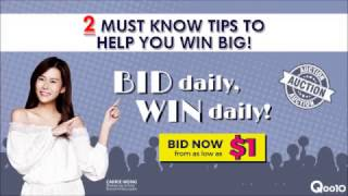 getlinkyoutube.com-2 Essential Tips You Have To Know To Win Big At Qoo10 Auction