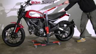 Bike Tower Ducati Scrambler