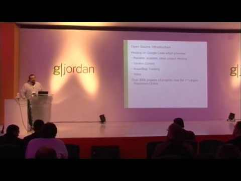GJordan - Work in Open Source - Chris Dibona- 12Dec2010