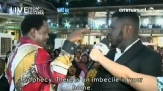 getlinkyoutube.com-SCOAN 06/03/16: Prophecy Time with Prophet TB Joshua. Emmanuel TV