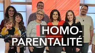 Homoparentalité : quelle éducation pour les enfants ? - Ça commence aujourd'hui