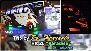 NGEBUT 140 KMH!!! Trip by PO Haryanto HR 20