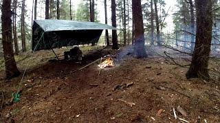 Bushcraft Camp   leśne obozowanie