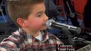 getlinkyoutube.com-Very Talented Greek Kid (part1)