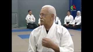 getlinkyoutube.com-Maitre Silem Hamid 6eme Dan Aikido sur Canal Algerie 19 Fev 2014