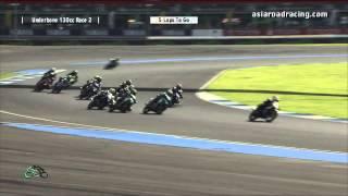 getlinkyoutube.com-2014 ARRC Thailand - Underbone 130cc Race 2 (FULL)
