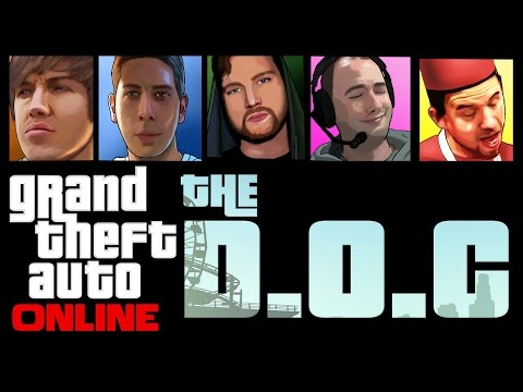 Grand Theft Auto 5 Online - The D.O.C