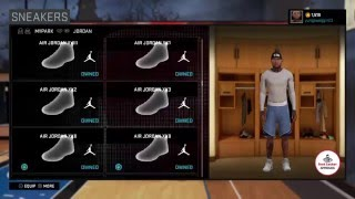 getlinkyoutube.com-Nba 2k16 How to get the  Jordan+Adidas Shoe Deal EASY