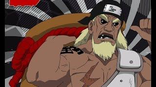 getlinkyoutube.com-6 Pertarungan Keren di Naruto yang Tidak Terungkap