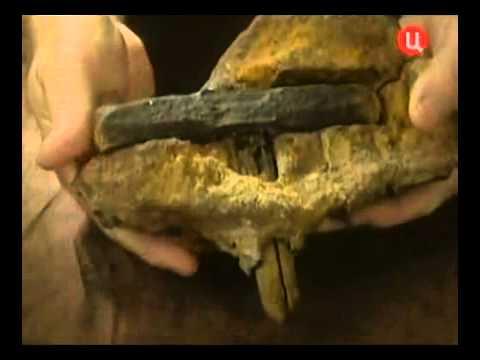 Швейцарские часы в китайской гробнице и кирка возрастом в миллионы лет