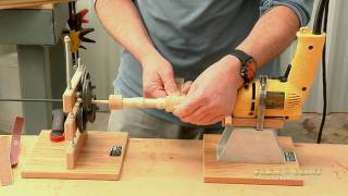 "getlinkyoutube.com-Flex Coat Co. - Cork Lathe Tips & Tricks ""How We Do It"""
