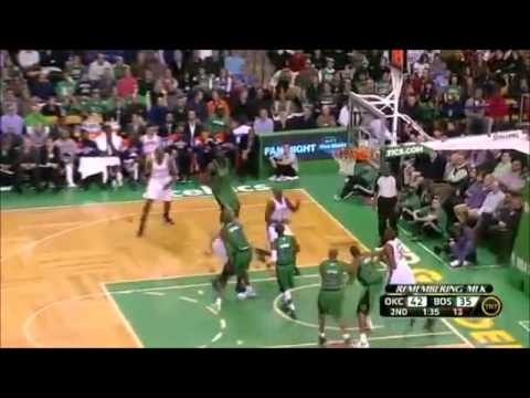 Kevin Durant and Russell Westbrook 2012 Highlights