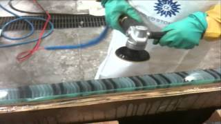 getlinkyoutube.com-Edge Polishing of Architectural Glass Surfaces by Hand