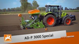 Amazone AD P Special 3000 - 2014