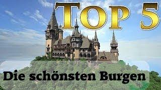 getlinkyoutube.com-Top 5 - Die schönsten Burgen