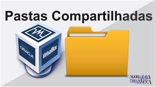 Como Compartilhar Dados Entre VM e Sua Máquina Física
