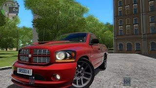 getlinkyoutube.com-City Car Driving 1.5.0 Dodge RAM SRT 10 [Logitech G27]