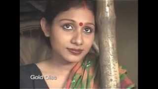 New Bengali Song | Bhalobasar Rangin Sura | Banglar Geeti | Gold Disc