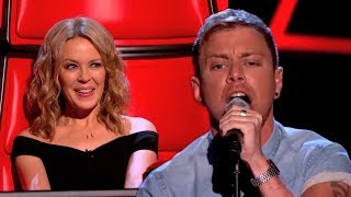 getlinkyoutube.com-Lee Glasson performs 'Can't Get You Out Of My Head' - The Voice UK 2014: Blind Auditions 1 - BBC One