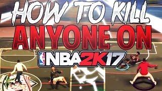 getlinkyoutube.com-HOW TO KILL ANY GUARD or CENTER EVERY SINGLE GAME - NBA 2K17