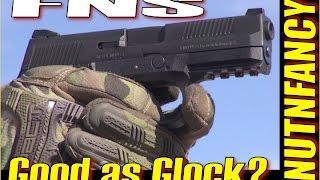 FN FNS: Good as Glock? [Full Review]