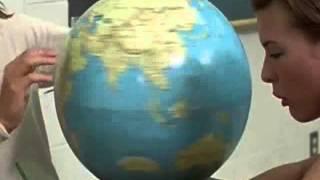 """getlinkyoutube.com-Mandela Effect - Spinning Globe From """"Dazed And Confused"""""""
