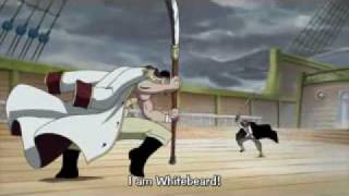 Shanks VS Whitebeard