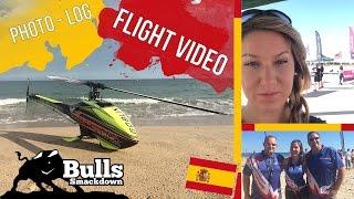 getlinkyoutube.com-Bulls Smackdown 2016 - Photolog and flight over the sea