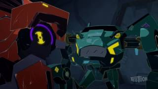 getlinkyoutube.com-Transformers: Robots in Disguise: New Decepticon Threat