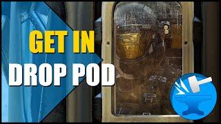 getlinkyoutube.com-(OLD) Get Inside Halo 5 Drop Pod! - Halo 5 Forge/Glitch Tutorial