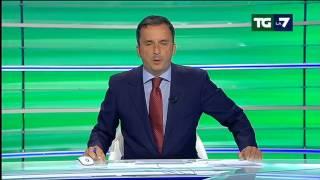 1 settembre 2015 AM, Tele Giornale Italia, TG News, Titoli, La7