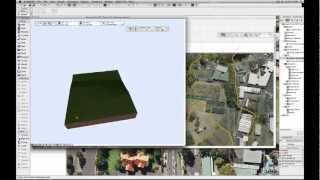 getlinkyoutube.com-ArchiCAD Tutorial: How to create and refine a terrain - Part 1/2