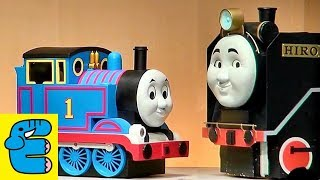 getlinkyoutube.com-きかんしゃトーマスショー きかんしゃトーマスと展覧会の絵 Thomas the Tank Engine & Friends Live