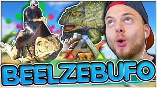 ARK: Survival Evolved - TAMING A BEELZEBUFO! [46]