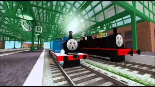getlinkyoutube.com-Thomas and Friends The Adventure Begins Roblox Trailer