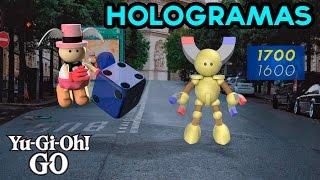 getlinkyoutube.com-El juego que podría superar a Pokémon Go: YU-GI-OH!