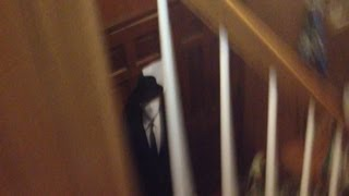 "getlinkyoutube.com-""VERY SCARY Slender Man Caught on Tape by Emma Jackson"" 7-4-13"