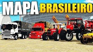 getlinkyoutube.com-Farming Simulator 15 - Mapa Brasileiro | Fazenda Bacuri (Mods Brasileiros)