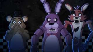 getlinkyoutube.com-FIVE NIGHTS AT FREDDY'S! Animated Adventure